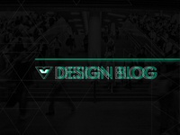 Design Blog logo