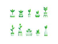 Desktop Plants 🌿 1