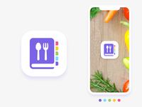 Recipe App Icon