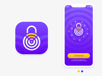 Secure Wifi App Icon