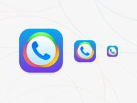 Phone Call App Icon