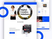 Digital Creative Agency Template