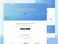 Savahapp Web Landing Page