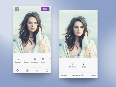 Beauty Editor Plus Face Makeup | KGS bet app app store filter girl beauty retouch photo editing editing photo ux ui app