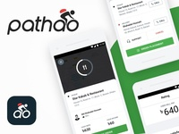 Redesigned Food Delivery Flow For Pathao Drive