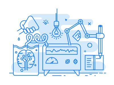 Creative Lab creative illustration lab