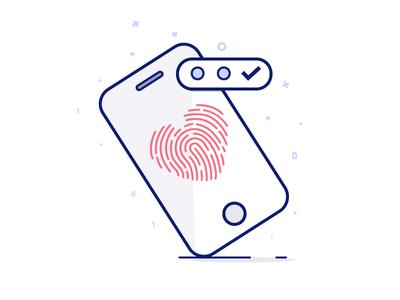 Phone WIP tech fingerprint phone gotribute