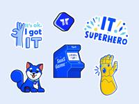 Torii Sticker Pack