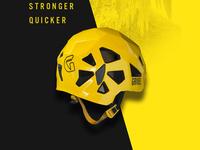 Lighter, Stronger, Quicker