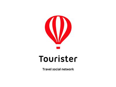 logo Tourister.ru logo travel tourister anatoly ivanov russia openlac paperlab
