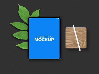 iPad Pro 12.9 inch 5th Gen Mock-Up app ui pro tablet tablet mockup ipad mockup social media design photo presentation web ipad 2021 5th gen photo realistic psd mockup inch ipad pro 12.9 ipad pro mockup ipad pro