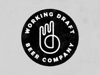 Textured Brewery Badge/Logo WIP