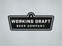 Beer Company Logo Textured WIP