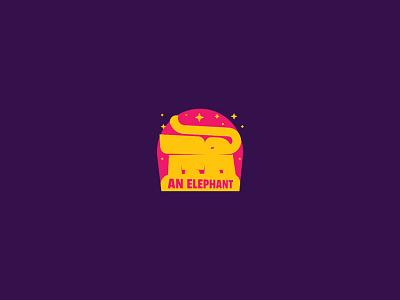 An Elephant logo elephant