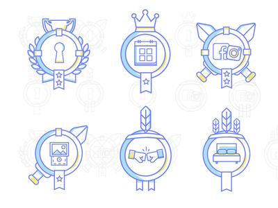 Uniplaces Badges