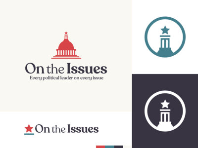 On the Issues Branding