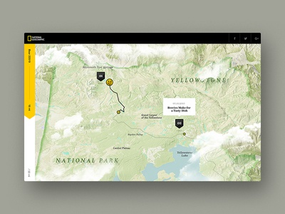 National Geographic: A Bear's-Eye View of Yellowstone