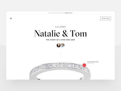 Natalie & Tom