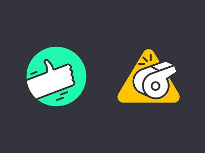 Feedback Icons vector illustration app