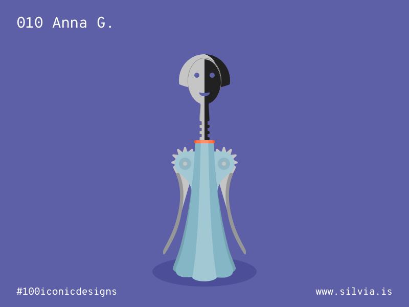 010 Anna G corkscrew