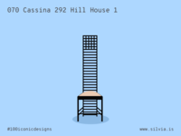 070 Cassina 292 Hill House 1