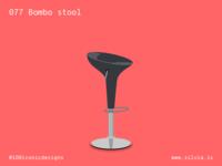 077 Bombo Stool