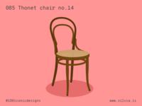 085 Thonet Chair No.14