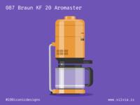 087 Braun KF 20 Aromaster