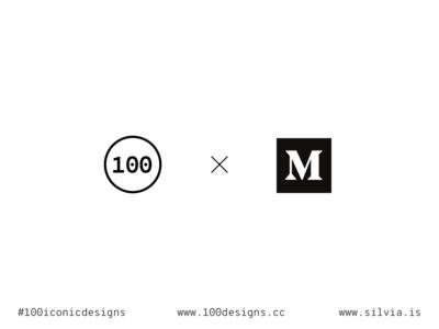 100iconicdesigns x Medium