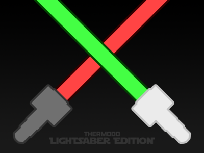 Thermodo - Lightsaber Edition thermodo lightsaber