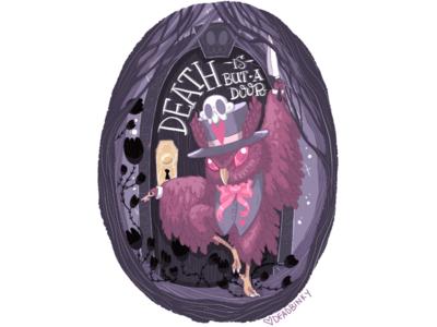 Death is but a door