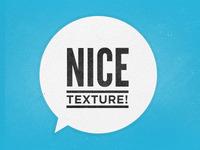 Nice Texture!