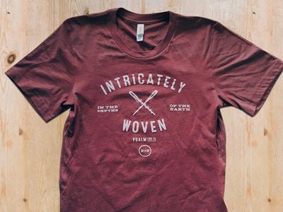Intricately Woven T-Shirt