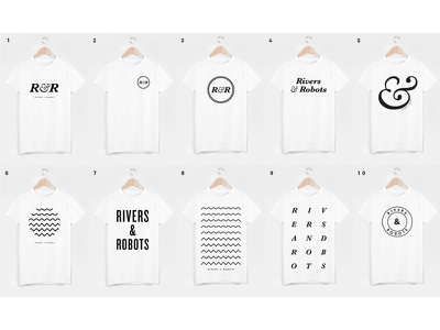 T-Shirt Options merch minimal poll options t-shirt
