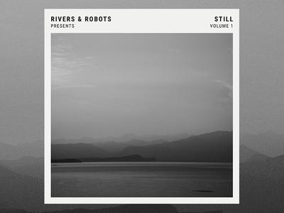 Still - Volume 1 roboto condensed black and white cover album album art photography