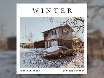 Winter EP din baskerville album art art cover