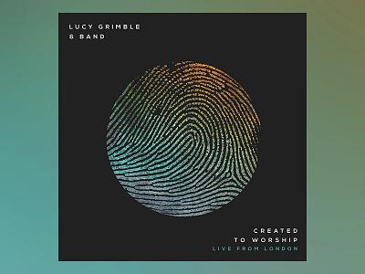 Lucy Grimble album art print cover album art