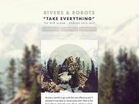 Take Everything - Blog Refresh