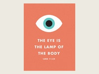 The Eye Is The Lamp