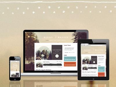 New R&R site live! website live redesign responsive