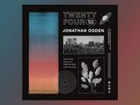 Twenty Four layout cover design album cover artwork album artwork cover art album art