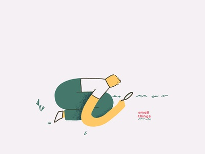 Life. procreate illustration character 2d