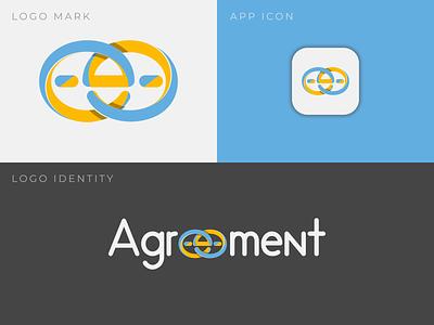 Agreement ee logo logos logoinspiration logotype logomark logodesinger logomaker logodesigns logodesigner logodesign logo