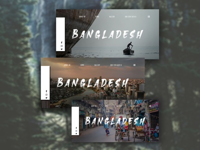 web banner twitter instagram facebook bangladesh banner web banner web app branding vector postcard illustrator illustration adobe photoshop typography design