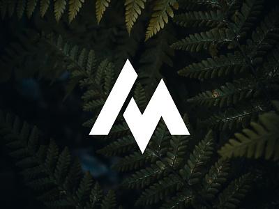 M letter logo icon design letter presentation icons illustrator app m web design instagram branding vector icon logo illustration