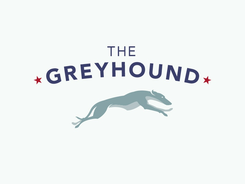 Greyhound Simplified Revised vancouver cullimore illustration design logo greyhound