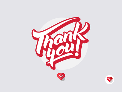 Thank you Handlettering craig cullimore vancouver typography cursive script thankyou illustration graphic lettering design handlettering
