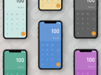 Calculator DailyUI  #004