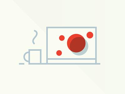 Laptop icon iconography cullimore vancouver graphic design symbol flat design icon illustration
