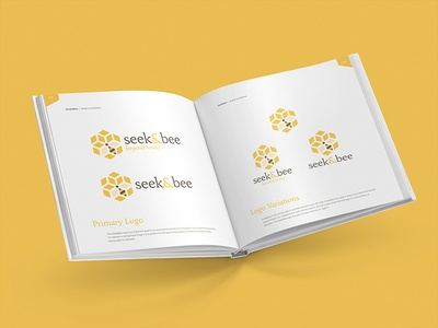 Seek&Bee Visual Brand Guidelines